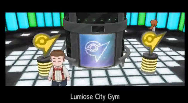 Bwu The Best Worst And Unique Gyms In Pokemon X And Y P4ratchet