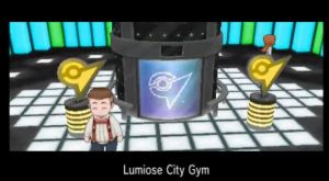 Lumiose City Gym