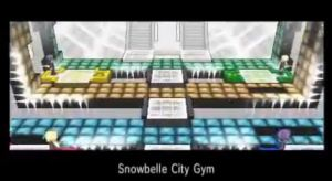 Snowbelle City Gym