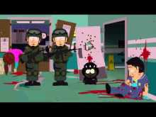 Abortion Clinic South Park