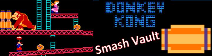 Donkey Kong Smash Vault
