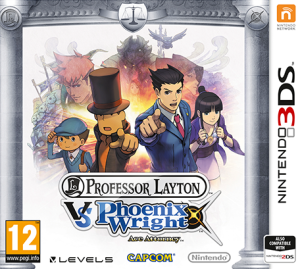 Vs Professor Layton