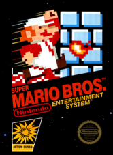 Super Mario Bros. Cover
