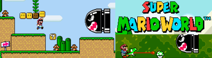 Super Mario World Smash Vault