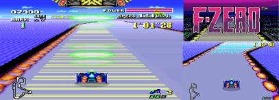 F-Zero Smash Vault