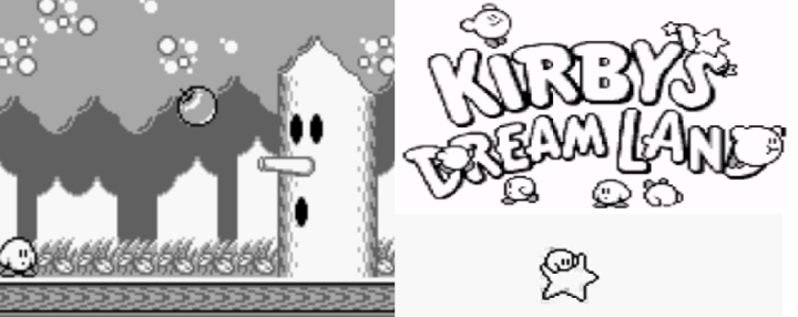 Kirby's Dream Land Smash Vault