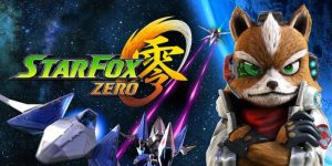 Come on Star Fox Zero, be awesome please!!!