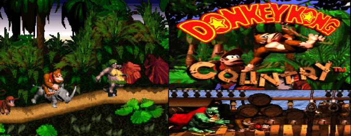Donkey Kong Country Smash Vault
