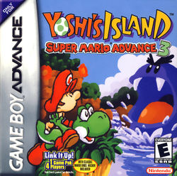 This version also gives Yoshi a voice over the sound effects of the original. Not that Yoshi have much to say and all.