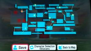Remember the Great Maze, surely we've all conveniently forgotten about this huge dungeon. No Mario or Pokémon specific rooms, just endless, boring dungeon.