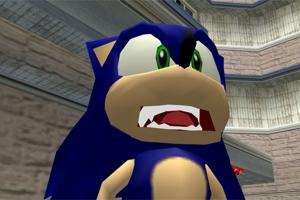 Sonic Adventure Animation