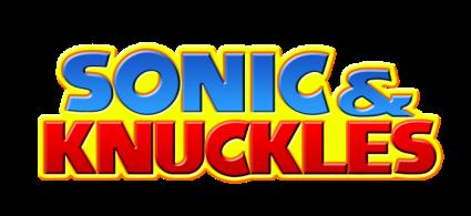 Sonic & Knuckles Logo