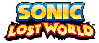 Sonic Lost Word Logo