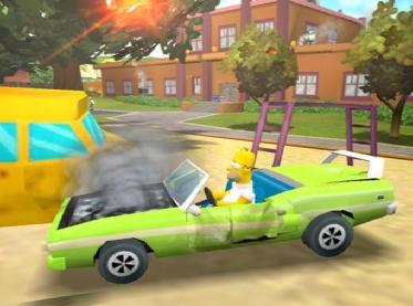 Homer - Dead Car