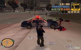 GTA III Rampage