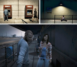 GTA V Real Street Photographer
