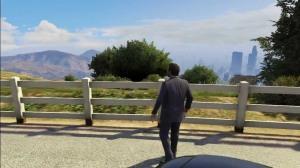 GTA V Switcing to Michael