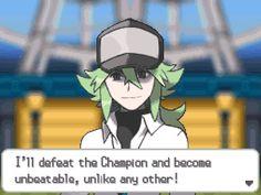Pokémon Trainer N