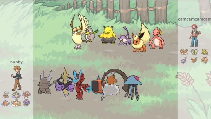 Pokémon Showdown Animations